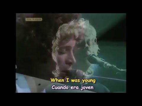 ERIC CARMEN - ALL BY MYSELF  Subtítulos Español & Inglés