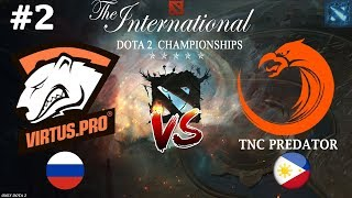Virtus.Pro vs TnC, game 2