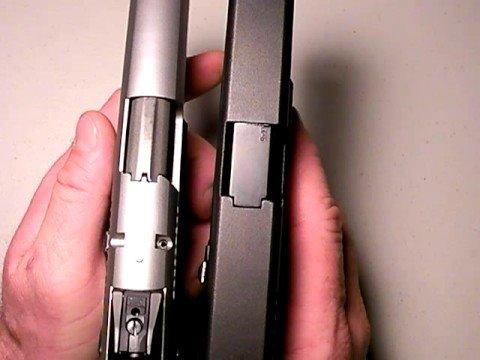 Ruger SR9 pistol:  Gunning for the Glock, Part 2