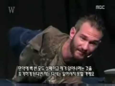 Nick Vujicic - Are you going to finish strong