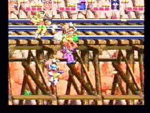 Wild West C.O.W. Boys of Moo Mesa playthrough (part 1/3) Konami 4-players arcade game -Not MAME-