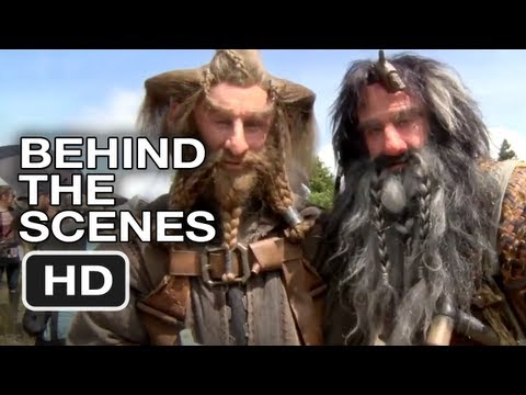 An unexpected journey behind the scenes of The Hobbit