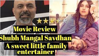 Shubh Mangal Savdhan Video Movie Review - TutejaTalks