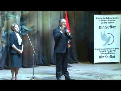 Igor Dodon a participat la un eveniment festiv dedicat Zilei Internaționale a Oamenilor în Etate, în mun. Bălți