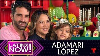 Adamari López presume de las Cualidades de su Hija