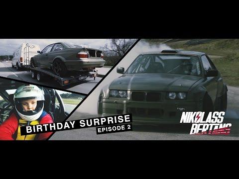 NIK NAK (12 YEARS OLD DRIFTER) - HAPPY BIRTHDAY (Episode 2) видео