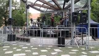 Video AfterCROW (KE) - Tam niekde - live - (Levoča 16.8.2014)