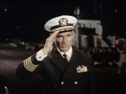 Away All Boats War Drama 1956 Jeff Chandler
