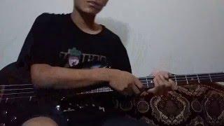 Tetap semangat - Bondan Prakoso ( Bass Cover )