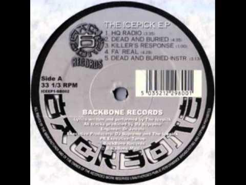 The Icepick - Fa' Real (Radio Edit)