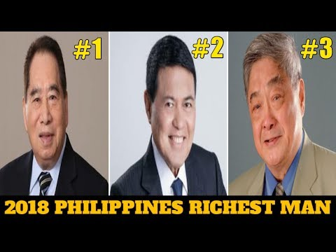 Download Top 10 Richest People In The Philippines 2018
