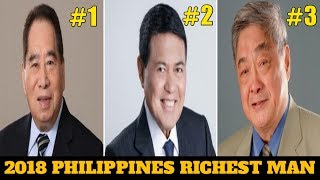 Video Top 10 Richest People In The Philippines 2018 MP3, 3GP, MP4, WEBM, AVI, FLV Oktober 2018
