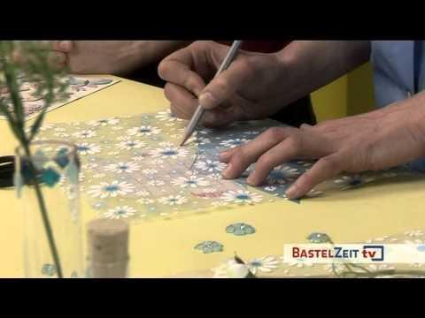 Bastelzeit TV 1 - Part 1 - Paperado Einladungskarten