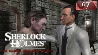 Sherlock Holmes (Video Games) - The Awakened [Remastered version] - Pt.7