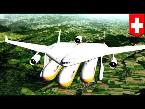 Future aircraft: This could change travel forever - TomoNews