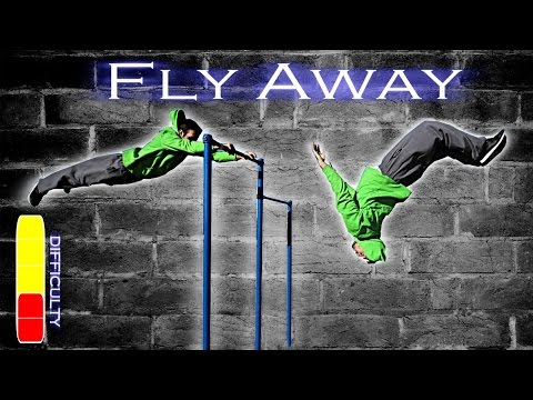 Video How To FLY AWAY - Swinging Bar Flip download in MP3, 3GP, MP4, WEBM, AVI, FLV January 2017