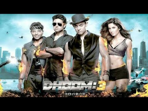 Dhoom 3 (2013) Full Movie   Aamir Khan   Katrina Kaif   All time Blockbaster   Watch Online