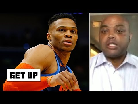 Video: Charles Barkley feels bad for Russell Westbrook | Get Up