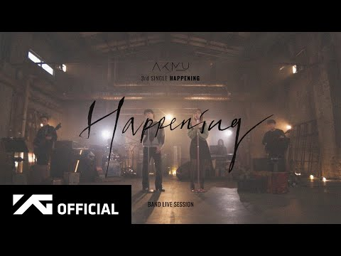 AKMU - 'HAPPENING' BAND LIVE SESSION