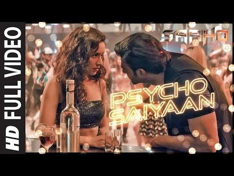 Full Video: Psycho Saiyaan | Saaho | Prabhas, Shraddha K | Tanishk Bagchi,Dhvani Bhanushali,Sachet T