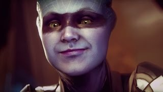 Analyzing the Mass Effect: Andromeda E3 2016 Trailer by IGN