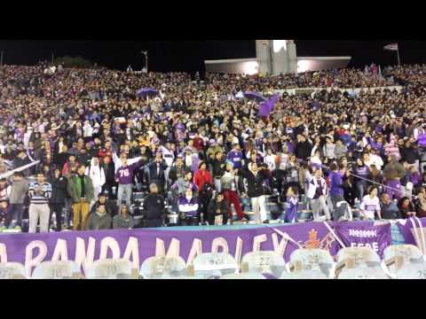 """Defensor│""""Esta es la Banda Marley.."""" Copa Libertadores 2014 - La Banda Marley - Defensor"""