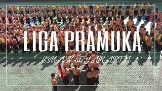 Liga Pramuka 2016 SMAN 81 Jakarta