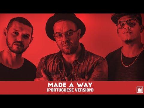Made a Way - Kleber Sampaio feat.Diego e Renan Sampaio  (Travis Greene Cover)