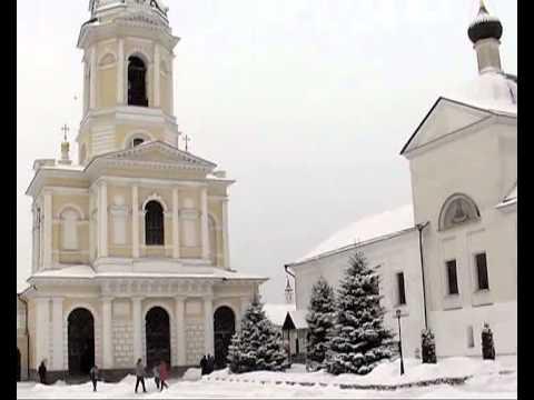 Серпухов Высоцкий мужской монастырь.