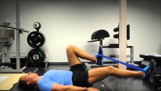 Exercise Index: Hip-flexor Activation with Mini-Band