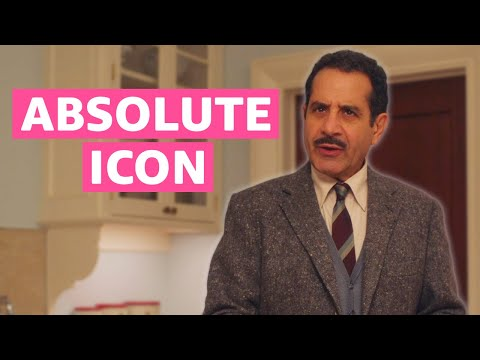 The Marvelous Mrs. Maisel | Abe Weissman's Icon Moments | Prime Video