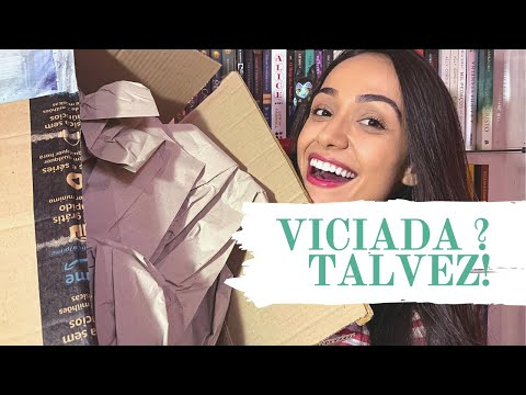 UNBOXING #4 VICIADA EM ANNE WITH AN E | Os Livros Livram