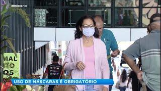 Bauru: máscaras obrigatórias em locais públicos e privados