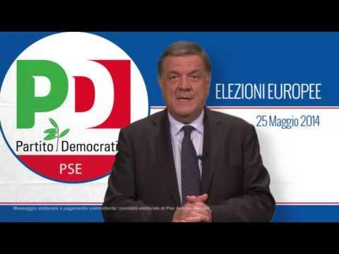 Antonio Panzeri – Per un'Italia più forte in Europa