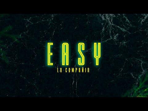 Letra Easy La Compañía