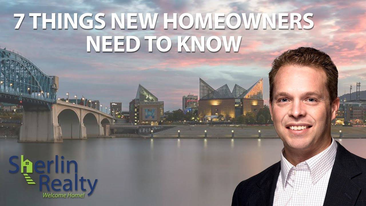 7 Things New Homeowners Need to Know