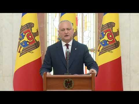 Președintele Republicii Moldova a convocat ședința Consiliului Suprem de Securitate