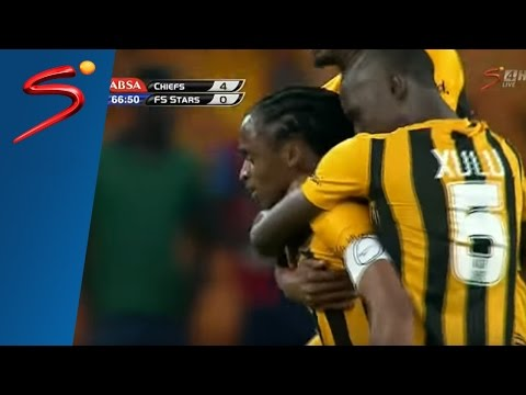 Watch Tshabalala scores what could be the goal of the season in South Africa!