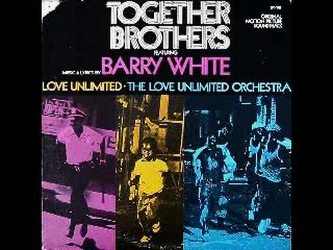 cratediggafr - the great, late Barry White again, with the song from the soundtrack LP