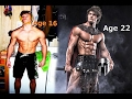 Jeff Seid Transformation - 9 Years of Hard Work | Mr olympia 2016