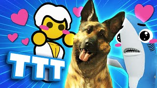 NEW BEST FRIEND: DETECTIVE DOGGO | Gmod TTT