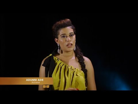 Adunni Ade - What does sisterhood mean to you?