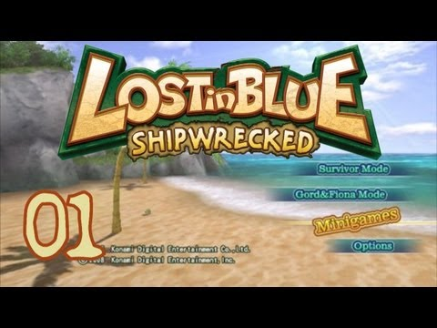 lost in blue shipwrecked wii iso