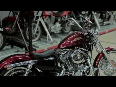HARLEY-DAVIDSON® SPORTSTER® SEVENTY-TWO™ STYLING VIDEO