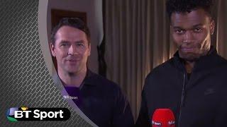 Owen & Sturridge's Top Liverpool Goals | BT Sport