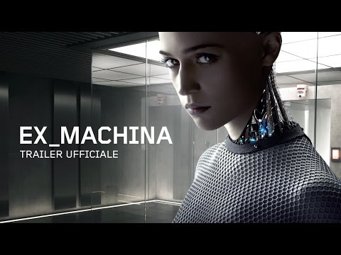 ex machina trailer ita hd