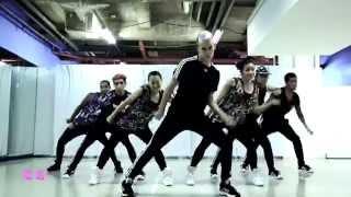 蔡依林 Jolin Tsai - 電話皇后 Phony Queen 完整舞蹈版 Dance Practice Video(唯舞獨尊DX Online 電玩主題曲 )