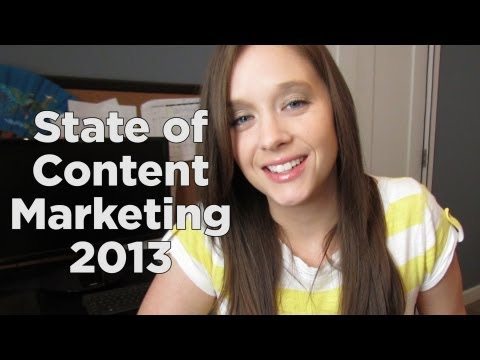 State of Content Marketing 2013 :: Magnet Minute