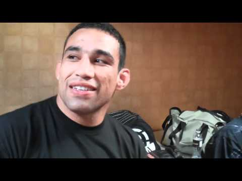 Fabricio Werdum Talks Recovery and his next Opponent