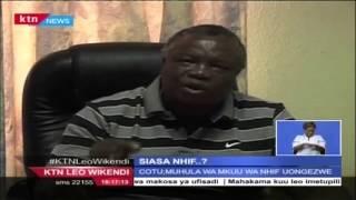 Kiongozi Wa COTU Francis Atwoli Apendekeza Muhula Wa Wa Mkuu Wa NHIF Uongezwe
